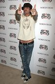 Tommy Lee  at an in store appearance to promote the fashion line