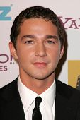 Shia LeBeouf at the Hollywood Film Festival's 10th Annual Hollywood Awards Gala. Beverly Hilton Hote