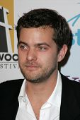 Joshua Jackson at the Hollywood Film Festival's 10th Annual Hollywood Awards Gala. Beverly Hilton Hotel, Beverly Hills, CA. 10-23-06