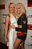Samantha Ryan and Lux Kassidy at Dave Navarro's Halloween Lingerie and Costume Ball, The Highlands, Hollywood, CA 10-28-06