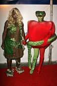 Seal and Heidi Klum at Heidi Klum's 7th Annual Halloween Party, Privilege, Los Angeles, CA 10-31-06