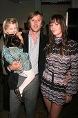 Madison Carabello with Jake Weber and Liz Carey at the NBC fall party for the hit drama