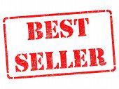 Bestseller on Red Rubber Stamp.