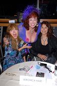 Veronica Hart, Annie Sprinkle, Kay Parker at the