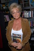 Rhonda Jo Petty at a book signing for