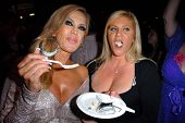 Amber Lynn, Ginger Lynn at the