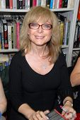 Nina Hartley at a book signing for