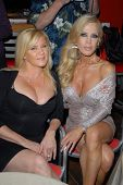 Ginger Lynn, Amber Lynn at the