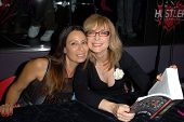 Christy Canyon, Nina Hartley at the
