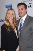 Molly Sims, Scott Stuber at the 2012 March Of Dimes Celebration Of Babies, Beverly Hills Hotel, Beve