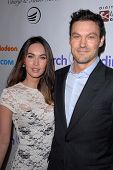 Megan Fox, Brian Austin Green at the 2012 March Of Dimes Celebration Of Babies, Beverly Hills Hotel, Beverly Hills, CA 12-07-12