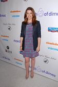 Alyson Hannigan at the 2012 March Of Dimes Celebration Of Babies, Beverly Hills Hotel, Beverly Hills