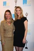 Maria Bell, Genie Francis at The 14th Annual Women's Image Network WIN Awards, Paramount Studios, Hollywood, CA 12-12-12