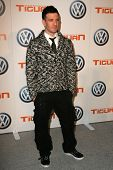 LOS ANGELES - NOVEMBER 28: JC Chasez at the Volkswagen Concept Tiguan U.S. Launch Party at Raleigh Studios on November 28, 2006 in Hollywood, CA.
