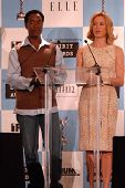 LOS ANGELES - NOVEMBER 28: Don Cheadle and Felicity Huffman at the 2007 Film Independent's Spirit Aw