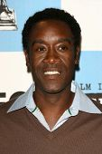 LOS ANGELES - NOVEMBER 28: Don Cheadle at the 2007 Film Independent's Spirit Awards Nominations at S