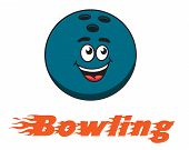 Bowling and bowling ball icon