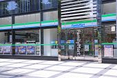 FamilyMart convenience store Japan