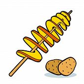 Twist Potato