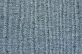 Texture Of Knitted Fabric Gray-silver Color