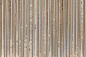 Strips From Soapsuds On A Brown Background