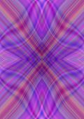 Bright background in purple colors with intersecting rhombuses