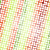 Abstract pixel mosaic colorful raster background
