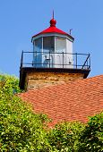 Eagle Bluff Lighthouse Tower