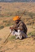 Pushkar Camel Mela ( Pushkar Camel Fair ) Rajasthan, India.