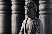 Buddha Statue (close-up)