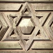 pic of hebrew  - Star of David  - JPG