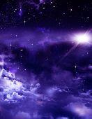 beautiful night sky