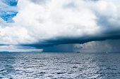 Divine Blue Spectacular Cloudscape