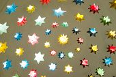 Stars decoration on ceiling of Buna's tekija in Mostar, Bosnia