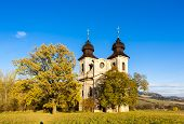 church of Saint Margaret, Sonov near Broumov, Czech Republic
