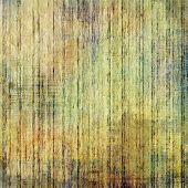 Old abstract grunge background for creative designed textures. With different color patterns: green; brown; yellow