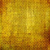 Abstract distressed grunge background. With different color patterns: yellow; brown; beige