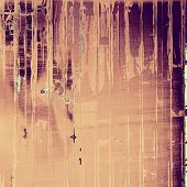 Abstract retro background or old-fashioned texture. With different color patterns: purple (violet); brown; yellow