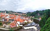 The Old Town Of Cesky Krumlov
