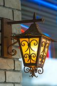 Business Outdoor Lamp
