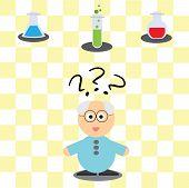 Game For Children - Helping Scientist