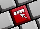 Computer Keyboard Direct Marketing