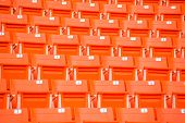 pic of bleachers  - stadium - JPG