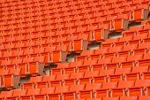foto of bleachers  - stadium - JPG