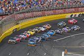NASCAR: El 30 de mayo Coca-cola 600