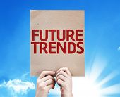 Future Trends card with beautiful day