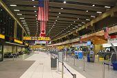 Calgary International Airport terminal