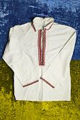 National Ukrainian Shirt