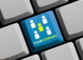 Computer Keyboard Team Management