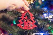 The Christmas Tree Decoration
